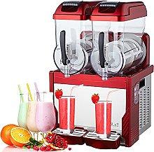 Commercial Slushy Machine,30L Frozen Ice Shaving