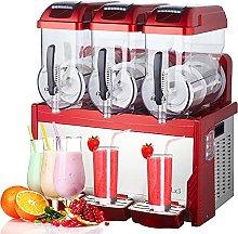 Commercial Slushy Machine,45L Frozen Ice Shaving