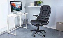 Compact Foldable Desk: Black