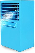 Compact Size Personal Use Air Conditioning Fan Air