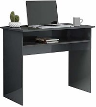 Compact Small Computer Desk, Laptop Desk with