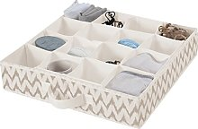 Compactor Ikat 16 Compartment Drawer Organiser 40