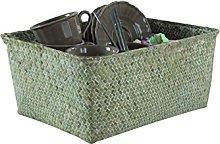 Compactor Kito Basket, Metal, Beige