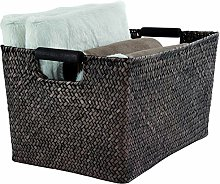 Compactor Sampan Basket, Wood, Brown