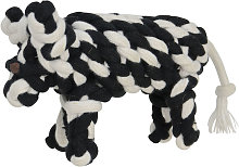 Companion Natural Eco-Friends Rope Animal Shaped
