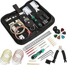 Complete Guitar Tool Kit Repair Maintenance Tools