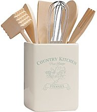 Complete Range Of Country Kitchen Canister Jar