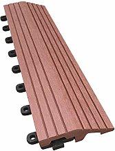 Composite Decking Tiles - The Famous Click-Deck -