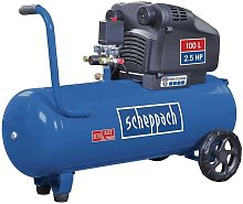 Compressor SCHEPPACH 100L 1800W - HC104DC