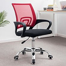 Computer Chair Home Office Chair Student Swivel
