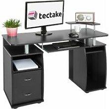 Computer desk 115x55x87cm - desk, office desk, PC