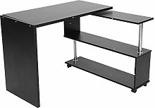 Computer Desk,360 Degree Roration Adjustable
