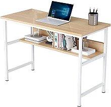 Computer Desk 40 inch Office Desk with Storage