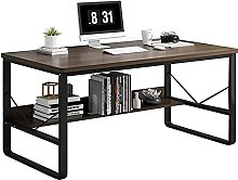 Computer Desk 47 inch Home Office Desk with