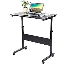 Computer Desk, Adjustable Height Computer Laptop