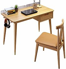 Computer Desk and Chair Set Modern Simple Style