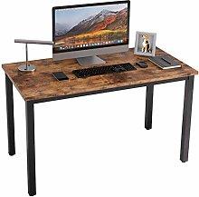 Computer Desk, APOWE Industrial Writing Desk, Home