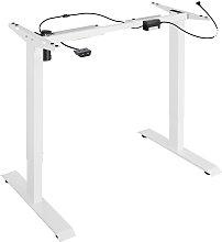 Computer desk base Yannick - white