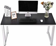 Computer Desk for Small Spaces, 140 x 60 x 75cm