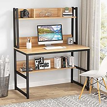 Computer Desk, Home Office Desk Study Desk with