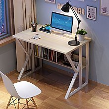 Computer Desk Modern Home Office Desk, Compact PC