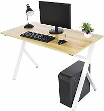 Computer Desk, Modern Style Writing Desk with