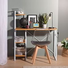 Computer Desk Modern Style Writing Study Table