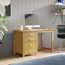 Computer Desk Natur Pur