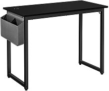 Computer Desk, Office Writing Desk, with Storage