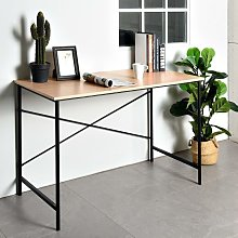 Computer Desk Scandinavian Industrial Laptop