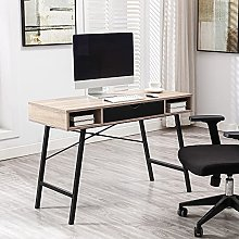 Computer Desk Study Writing Table with Drawers