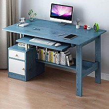 Computer Desk with Drawer Modern Home Office PC