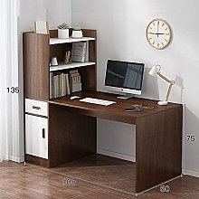 Computer Desk with Hutch Multipurpose Industrial
