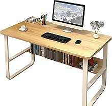 Computer Desk with Storage Shelves 47 inch Home