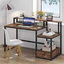 Computer Desk with Storage, Tribesigns 1 Drawer
