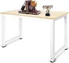 Computer Desk, Wooden Office Study Writing Desk
