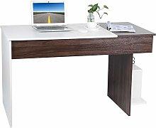 Computer Desks,Wood Computer Table Large Study
