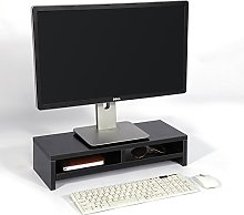 Computer Monitor Riser, Desktop Monitor Stand LCD