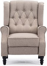 Conatser Manual Recliner ClassicLiving Upholstery