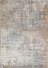 CONCEPT LOOMS, LUZON Area Rug, Blue Taupe