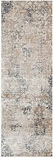 CONCEPT LOOMS, LUZON Area Rug, Ivory Taupe