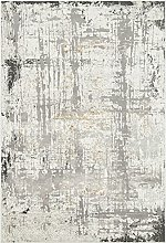 CONCEPT LOOMS, NEO Area Rug, Ivory Silver