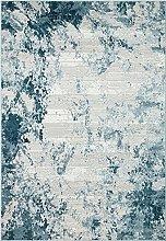 CONCEPT LOOMS, NEO Area Rug, Silver Blue