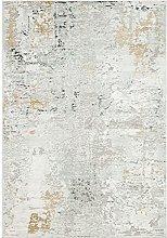 CONCEPT LOOMS, NEO Area Rug, Silver Grey