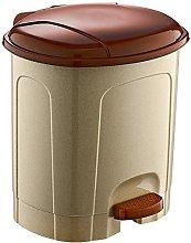 CONCEPT4U® Assorted Colour 30L Pedal Dust Bin
