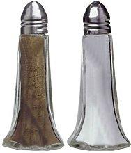 CONCEPT4U® Lighthouse Salt & Pepper Set Clear