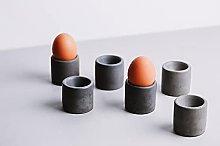 CONCRETE EGG HOLDER | Egg Cup | Jesmonite Egg Dish