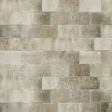 Concrete Optics Bricks Concrete Wall Wallpaper