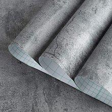 Concrete Wallpaper Countertops Contact Paper Grey