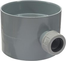 Condensation Drain Heat Recovery Ducting Extractor